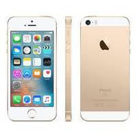 Смартфон Apple iPhone 5S 16 Гб (gold) Refurbished neverlock (айфон неверлок оригинал)