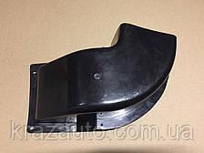 Патрубок отопителя левый КрАЗ 250-8102130