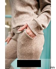 Женский брючный прогулочный костюм размеры:50-60, фото 3