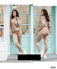 Женский брючный прогулочный костюм размеры:50-60, фото 2