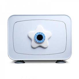 Детский сейф Xiaomi CRMCR Card Child Safe Deposit Box Blue