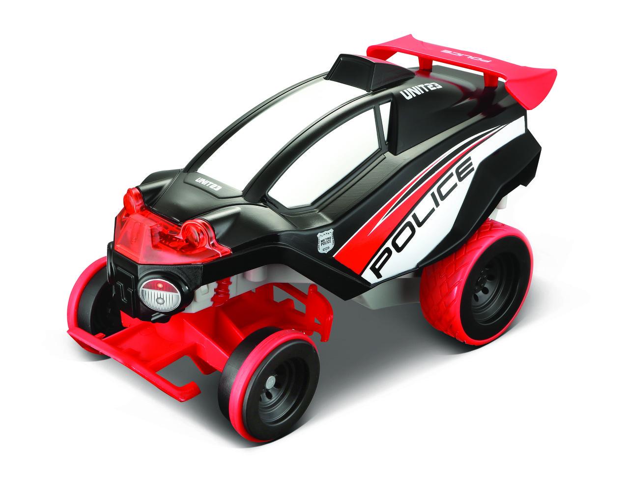 Автомодель на р/у RC Cyklone Twist червоно-чорний
