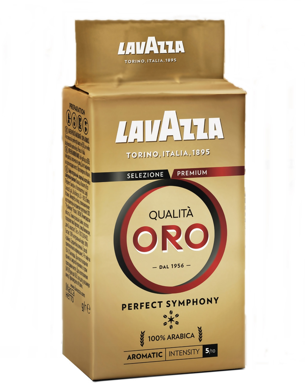 Кава мелена Lavazza Qualita Oro 250 г