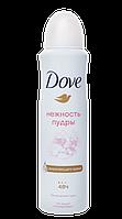 Дезодорант аерозольний жіночий Dove Нежность пудры 150 мл.