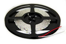 Светодиодная лента smd 3528 ip33 120 диодов/метр премиум класса красный