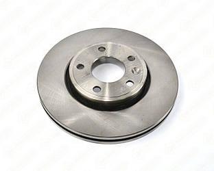Гальмівний диск передній 305.5 mm на Renault Trafic II 2001->14 - AutoTechteile - 504 0003