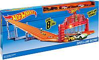Трек Hot Wheels Super 6-полосная гоночная трасса / Hot Wheels Super 6-lane Raceway