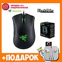 Razer DeathAdder Chroma Edition мышь USB игровая компьютерная