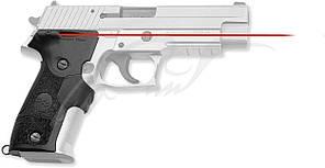 Лазерный целеуказатель Crimson Trace LG-426 на рукоять для SIG SAUER P226. Цвет - Красный