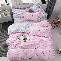 Комплект постельного белья Котенок и клубок (полуторный)