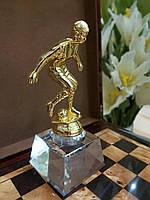 Статуэтка Футбольный кубок Чемпион, спортивная награда Футболист