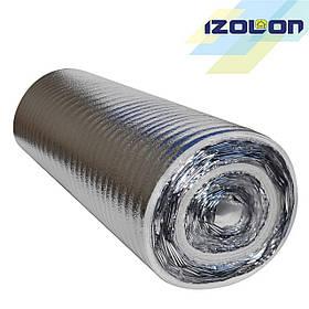 Полотно IZOLON AIR 5 мм, ламінований металізованою плівкою, 1,0м