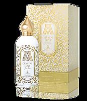 Жіноча арабська нішева парфумована вода Attar Crystal Collection Love For Her 100ml