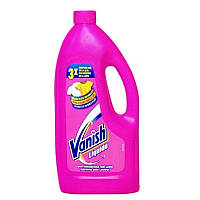 Гелевый пятновыводитель для тканей Vanish Liquido 1 л.