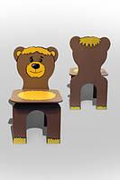 Стул детский Медвежонок (080)