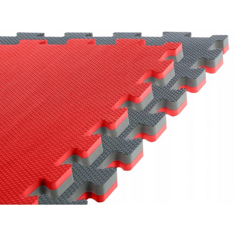 Мат татами SportVida Mat Puzzle Multicolor 100х100х2 см (SV-HK0179)