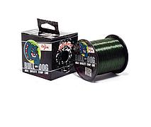 Леска темно-зеленая Carp Zoom Bull-Dog 800м 0.40мм