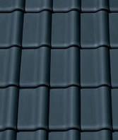 Черепица керамическая Creaton Balance Nuance сланцевый ангоб., фото 1
