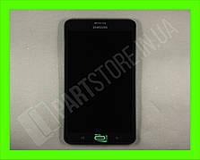 Дисплей Samsung Galaxy Tab A 7.0 LTE Black T285  (GH97-18756A) сервисный оригинал в сборе с рамкой