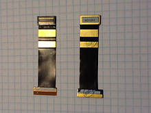 Шлейф Samsung C3050, C3053, межплатный, с компонентами ОРИГИНАЛ