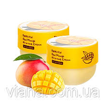 Крем для лица и тела с маслом манго FARMSTAY Real Mango All-in-One Cream 300 мл