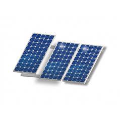 Готовая монтажная конструкция Walraven для 3-х солнечных батарей (на наклонную кровлю)