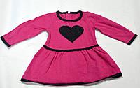 Платьице вязаное  для девочки ,6-12 месяцев