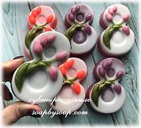 """Мыло """"8 марта с тюльпанами"""""""