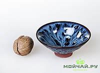 Чашка #9, конус, глина с глазурью., фото 1