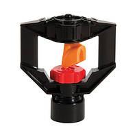 Ороситель LFX LFXBNPT Расход воды 61-161 л/час, радиус орошения 5,5 - 7,6 м, без форсунки и дефлектора - Rain