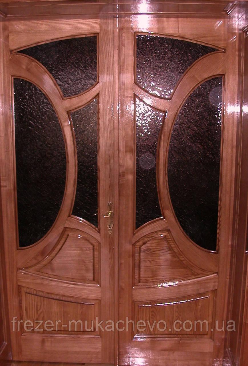 Двері міжкімнатні  з масиву, серія  Анкара