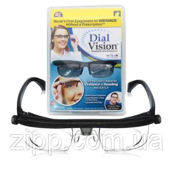 Окуляри з регулюванням лінз Dial Vision