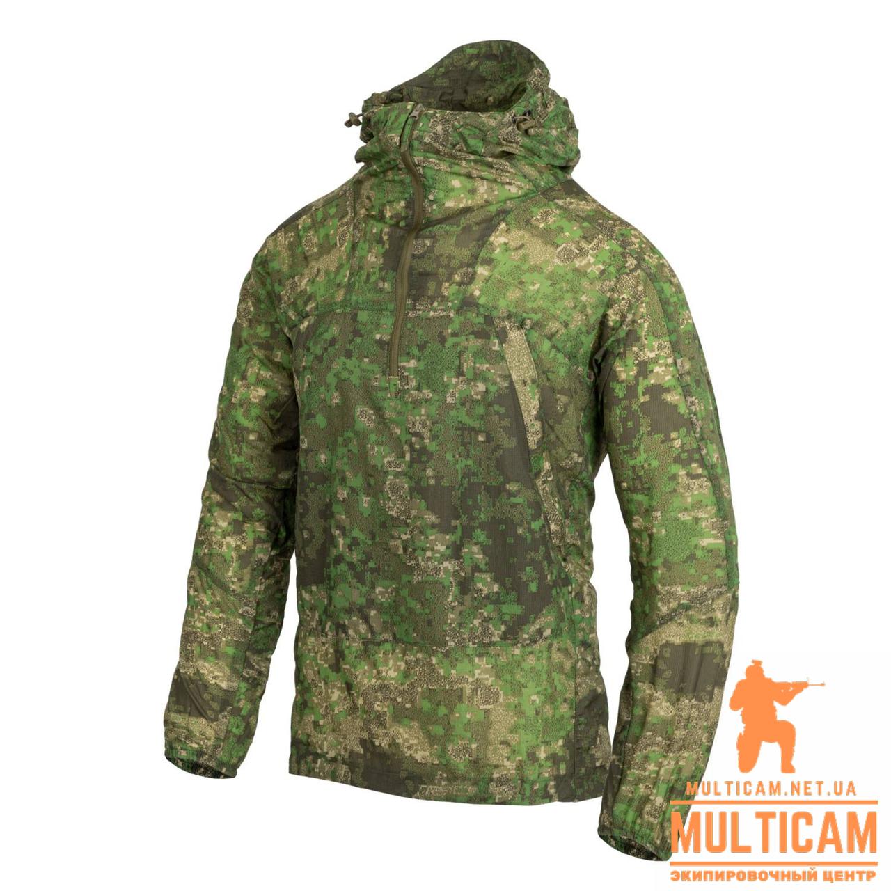 Куртка анорак Helikon-Tex® WINDRUNNER® Windshirt - WindPack® Nylon® - PenCott® WildWood®