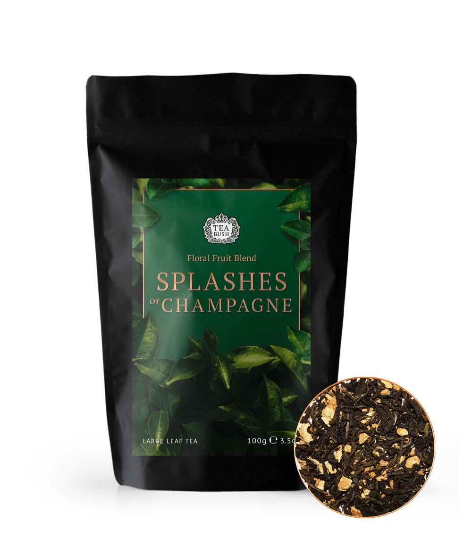 Чай зеленый Брызги шампанского 100 грамм