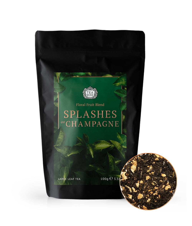 Чай зеленый Брызги шампанского 50 грамм