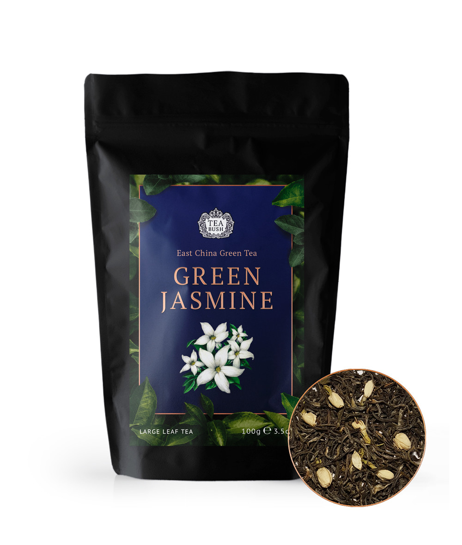 Чай Зеленый жасмин 100 грамм