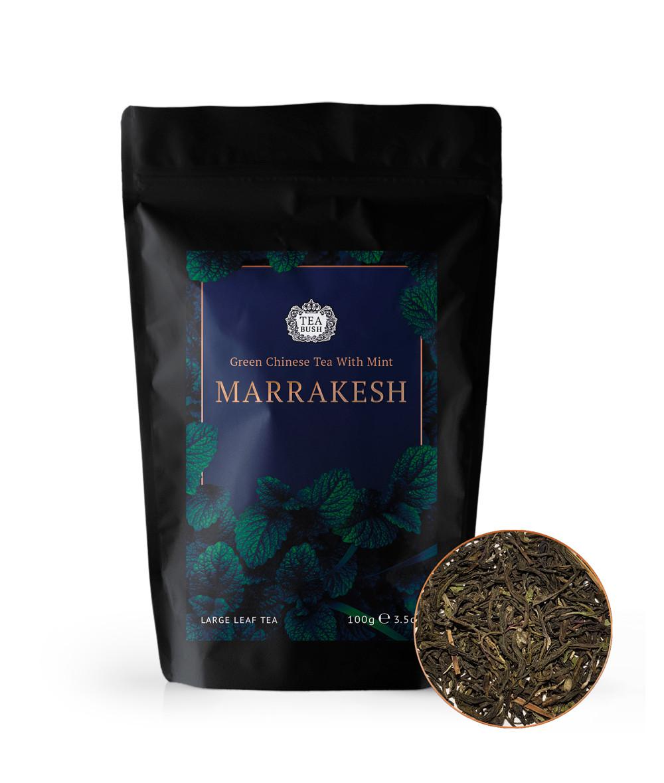 Чай Зеленый Маракеш 100 грамм