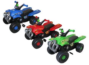 Детский квадроцикл на педалях