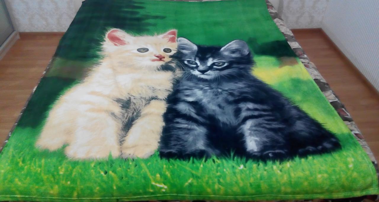 Простынь 150*200 Кошки