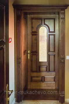 Двері міжкімнатні  з масиву, серія  Барселона