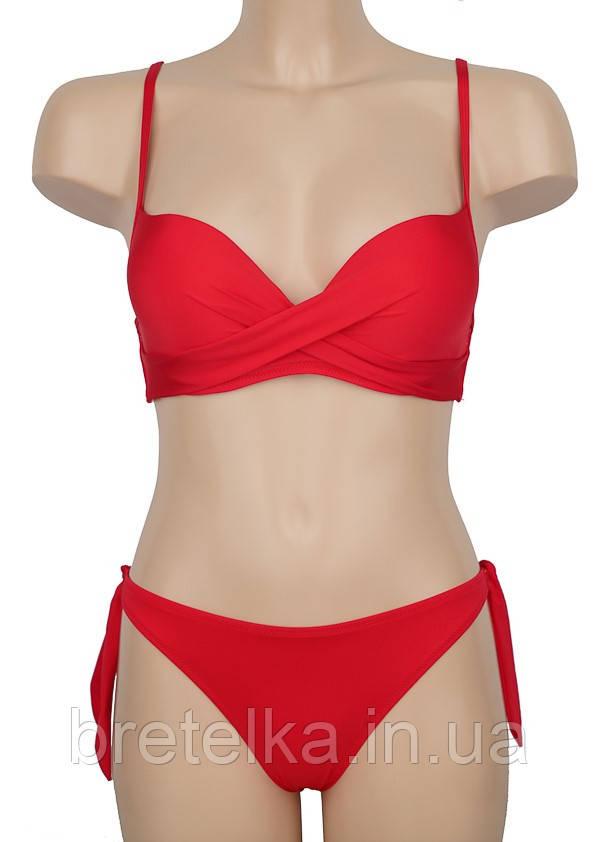 Купальник бикини красный Atlantic Beach 320922S