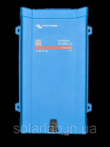 Інвертор Victron Energy MultiPlus 24/800/16-16