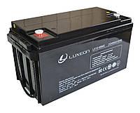 Аккумулятор Luxeon LX12-65MG 65Ah, мультигелевый (AGM) для ИБП