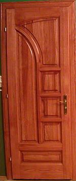 Двері міжкімнатні  з масиву, серія  Дублін