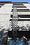 Универсальная спасательная лестница Uniladder 6L-30 Silver (n-479), фото 5