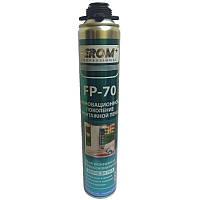 Пена монтажная профессиональная Ferom+ FP-70 Mega Foam (850мл.) Турция