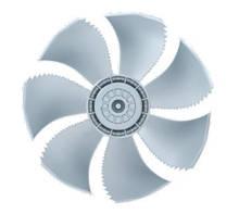 Осьовий вентилятор Ziehl-Abegg FN050-4EK.4I.V7P1