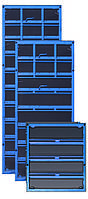 Аренда опалубки  Щит опалубочный (1350х2850-С), фото 1