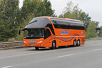 Поездки в Европу на автобусе VIP, EURO 5-6 (EEV). Без посредников