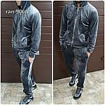 Чоловічий спортивний велюровий костюм від Стильномодно, фото 8